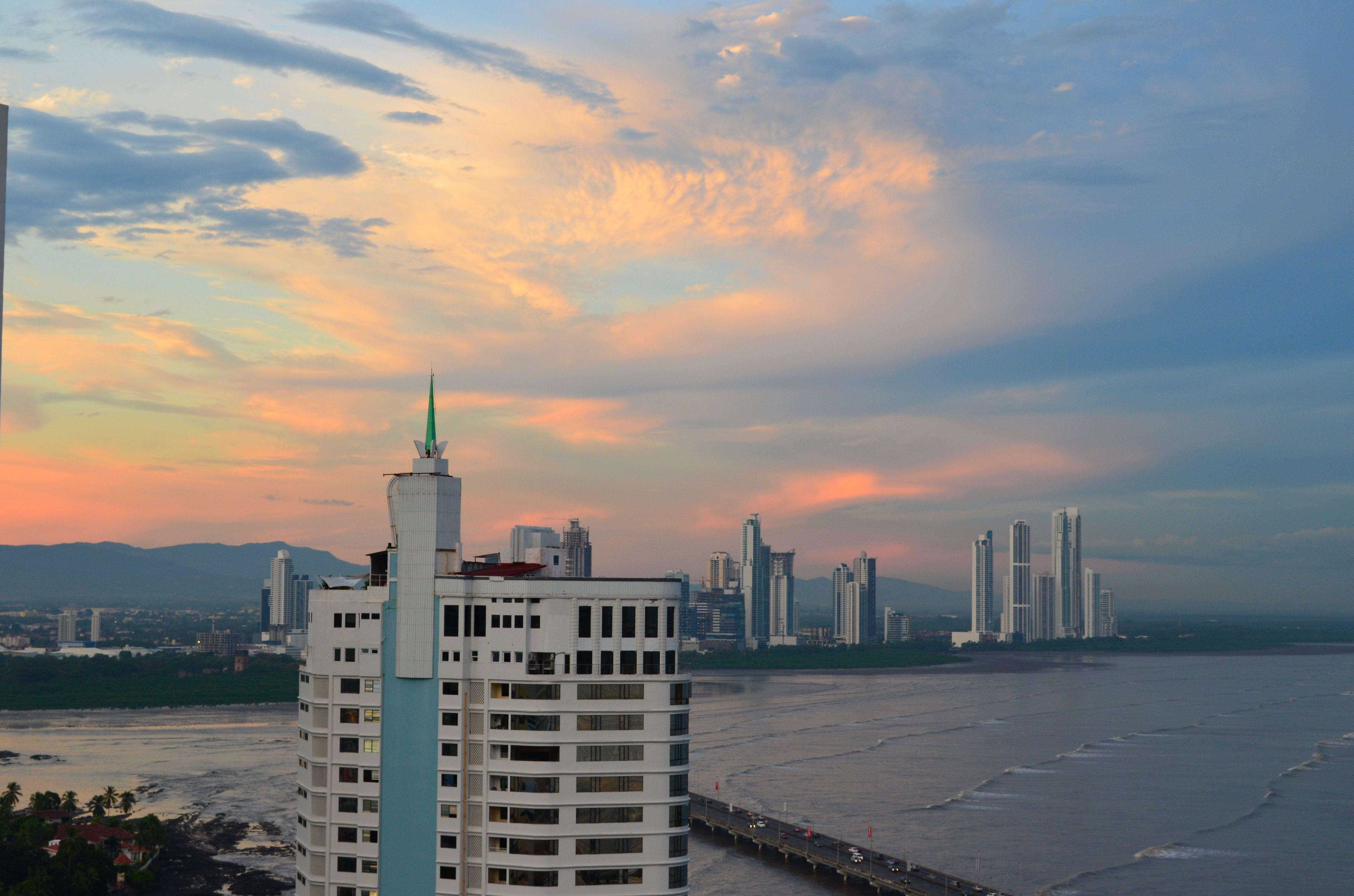 Panama sunset | El Gringo Panamá